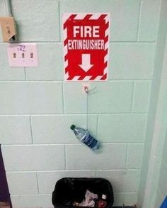 Fire Extinguisher - Top 30+ Hacks that shows the True Engineers #funnypictures
