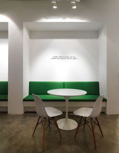 Leo Burnett Office – Singapore, 2009 / Ministry of Design