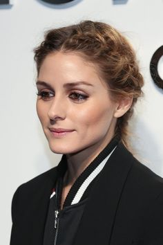 Olivia Palermo Cage Braid | Winter 2016 | POPSUGAR Beauty