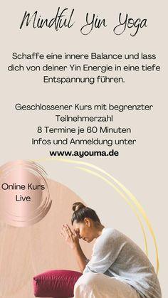 Yin Yoga, Yoga For Beginners, Lust, Mindfulness, Yoga For Complete Beginners, Yoga Beginners, Beginner Yoga, Consciousness