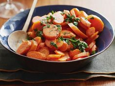 Get Glazed Carrots Recipe from Food Network