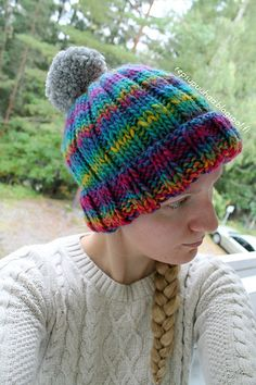 Ravelry is a community site, an organizational tool, and a yarn & pattern database for knitters and crocheters. Knitted Hats, Crochet Hats, Ravelry, Wool, Knitting, Pattern, Projects, Art, Knitting Hats