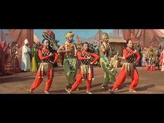 "JACK COLE Choreography - "" Ninevah Dance "" from Kismet (1955)"
