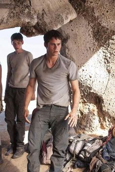"New still from The Scorch Trials >>> Scorch Trials isn't in theaters yet, so I clearly haven't seen it, so I probably shouldn't pin it to ""Favourite Movies"". That being said, I'm pinning it. :)"
