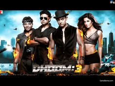 Read the full move review of the much awaited movie of the year #Dhoom3  #AamirKhan #KatrinaKaif #Bollywood