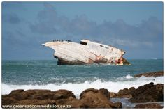 Cape Agulhas Shipwrecks - South Africa