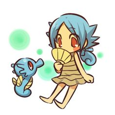 Pokemon: I love cute human adaptions like this! ^3^ So squee!~ <3