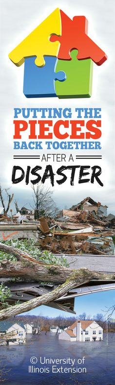 What to do in the first days and hours after a disaster.