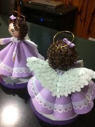 Resultado de imagen para angeles de fofuchas