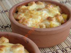 Güveçte Patatesli Tavuk Resimli Tarifi - Yemek Tarifleri
