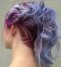 Undercut Frisuren für Frauen 2018-2019