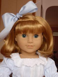Nellie Doll | American Girl Playthings!