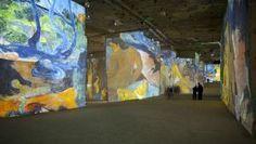 Gauguin et Van Gogh aux Carrières de Lumières