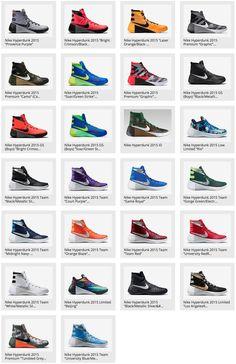 Nike Hyperdunk 2015 Release Tracker