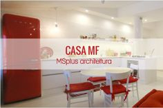 CASA MF: un open space dinamico e funzionale