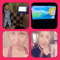 This little one decided 5am was a great time to get up! It's a bit hard to workout with a little one at your feet asking for pretty much everything lol but I did it! And I feel amazing and ready to take on the day! Got my morning shake on the go too!  #5amworkout #workout #chalenejohnson #exercise #getfit #nomoreexcuses #getterdone #fitness #fitmama #mommyoftwo #coach #fulltimeworkingmom #icandoit #youCANdoit #letsdothis #shakeology #smoothie #healthiestmealoftheday #health #healthy…
