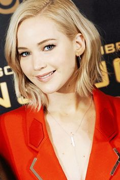 Jennifer Lawrence attends a photocall for 'The Hunger Games: Mockingjay - Part 2' (Los Juegos Del Hambre: Sinsajo - Parte 2) at the Villamagna Hotel on November 10, 2015 in Madrid, Spain.