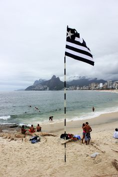 Rio de Janeiro Ipanema Beach