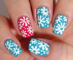 Dipped in Lacquer:  #nail #nails #nailart