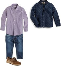 """Little Boys outfit #2"" by hannaholf ❤ liked on Polyvore"