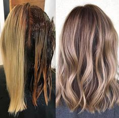 Dreaming of ash brown hair as a way to freshen up your 'do? When you see these 16 shades, you'll want to try ash brown ASAP! Dreaming of ash brown hair as a way to freshen up your 'do? When you see these 16 shades, you'll want to try ash brown ASAP! Ash Brown Hair Color, Brown Hair Shades, Brown Blonde Hair, Light Brown Hair, Hair Color Balayage, Blonde Balayage, Brunette Hair, Hair Highlights, Beauty Tips