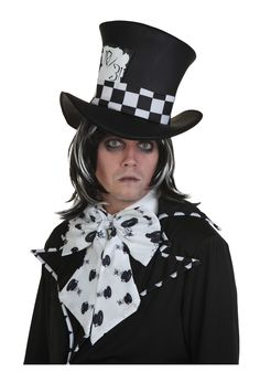 You will find a variety of Mad Hatter costumes to choose from here, including Dark Mad Hatter, costume wigs and accessories and more. Description from xpressionportal.com. I searched for this on bing.com/images