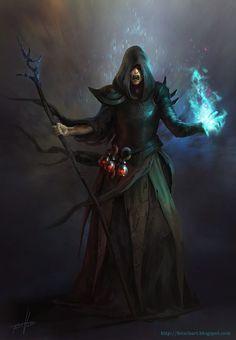 The Dark Mage, Voltark