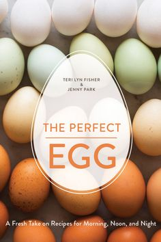 Win one of 10 free copies of The Perfect Egg! Visit countryliving.com/win to enter.