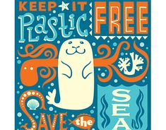 Client: Friends of the National Zoo / Smithsonian's National ZooArt Direction: Michelle Staudenmeier Illustration created for the zoo's campaign to promote a plastic free lifestyle and encourage reusable items to lessen the impact on the oceans, it's … Wall Drawing, New Work, Campaign, Behance, Snoopy, Plastic, Illustrations, Gallery, Drawings