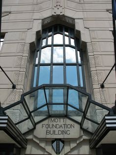 Mott Foundation Building, Flint, Michigan
