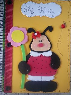 Cadernos decorados!