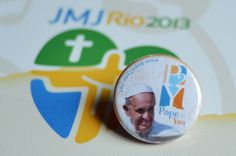 Pope 2 You real Pin. Find your in Rio! Limited Edition!