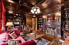Celin Dion's mansion in Quebec