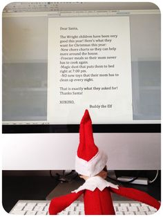 Elf on the Shelf ideas that are hilarious!