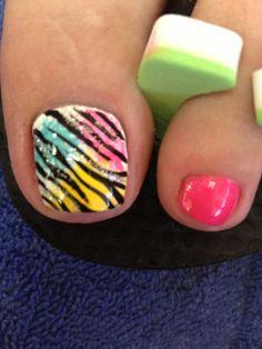 Nail design Fingernail Designs, Acrylic Nail Designs, Nail Art Designs, Pedicure Ideas, Nail Ideas, Bling Nails, Stiletto Nails, Nail Tek, Ten Nails