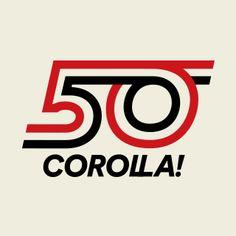 the Corolla celebrated its 50th anniversary in 2016