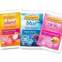 Saving 4 A Sunny Day: Free Emergen-C Samples
