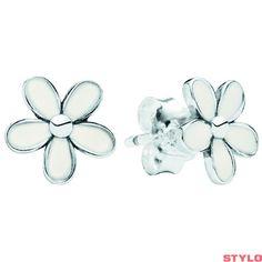 290538EN12  http://stylorelojeria.es/pandora-290538en12-pendientes-en-forma-de-flor-margarita-p-1-50-13032/