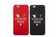 Gleiche Vougue Handyhülle wie Vougue Magazin für iPhone 5/5S/6/6 Plus - spitzekarte.com