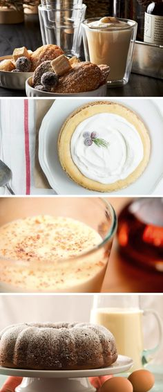 Make eggnog at home this year and harness its flavors in holiday desserts | Relish.com