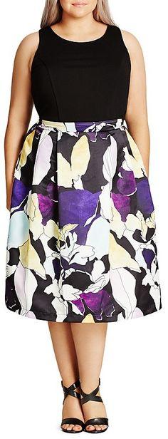 Plus Size Darling Dress