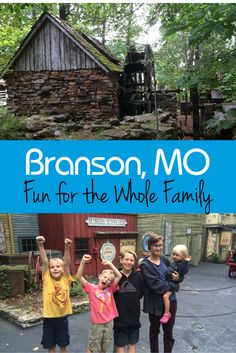 Branson, Missouri Offers Big Fun for Families - Traveling Mom