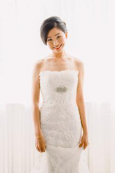 We are Peter and Ivana Miller Bridal Poses, Destination Wedding Photographer, One Shoulder Wedding Dress, Brides, Romantic, Portrait, Wedding Dresses, Inspiration, Fashion