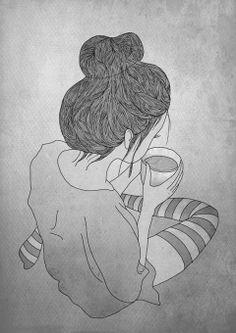 Apaixone-se por alguém que te curte, que te espere, que te compreenda mesmo na loucura; por alguém que te ajude, que te guie, que seja teu apoio, tua esperança. Apaixone-se por alguém que volte para conversar com você depois de uma briga, depois do desencontro, por alguém que caminhe junto a ti, que seja teu companheiro. Apaixone-se por alguém que sente sua falta e que queira estar com você. Não apaixone-se apenas por um corpo ou por um rosto; ou pela idéia de estar apaixonado. *Tati…