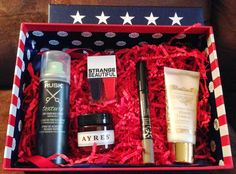 Mailbox Addiction: My first GlossyBox Review ~June Subscription Box Review