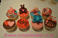 Novelty cupcakes #cupcake #cupcakes #cakes