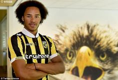 Chelsea youngsters IZZY BROWN and NATHAN move on loan to Vitesse (they're the and players to make Arnhem switch! Chelsea, Football, Brown, Soccer, Chelsea F.c., American Football, Chocolates, Soccer Ball, Chelsea Fc