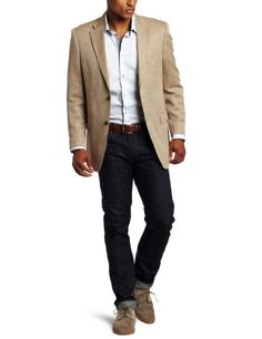 Men's Sports Jacket with Jeans | Can You Wear a Suit Jacket With