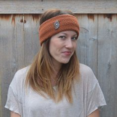 Thermo Lined Brushed Fleece Burnt Orange Winter by BloodyMaryxox, $30.00