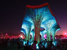 Pulp Pavilion (Indio, CA) Ball-Nogues Studio